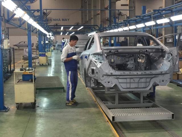 Nhiều ý kiến trái chiều về Nghị định mới về sản xuất, lắp ráp ô tô