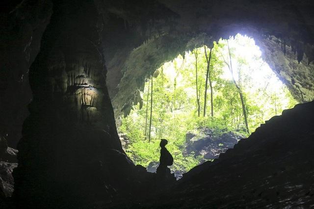 Vẻ đẹp huyền ảo trong hang Over