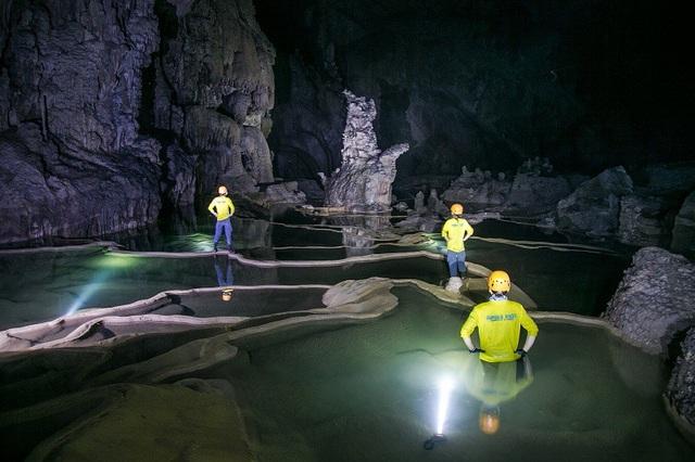 """Đưa 3 hang động ở """"vương quốc hang động"""" Phong Nha vào khai thác - 5"""