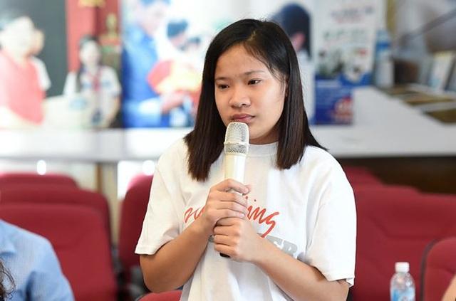 Nữ sinh Học viện Tài chính Phạm Thị Minh Phương