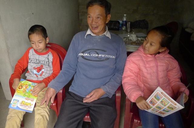 Nhờ sự giúp đỡ của mọi người, hai cháu Dung, Hiệp đã có nhiều niềm vui và động lực trong cuộc sống.