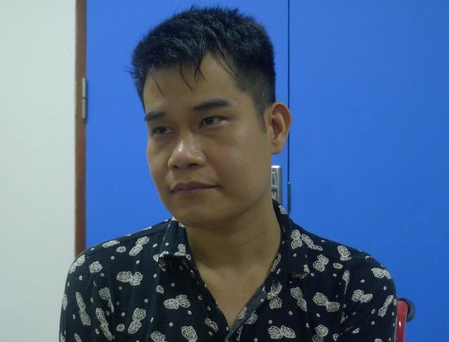 Bản thân bị bệnh máu khó đông khiến anh Chung không làm được việc gì cả.