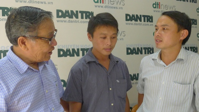 Trong tổng số tiền nhận được, gia đình anh Già trích ra 200 triệu đồng để giúp đỡ xâ dựng 2 điểm trường ở Sơn La và Điện Biên.