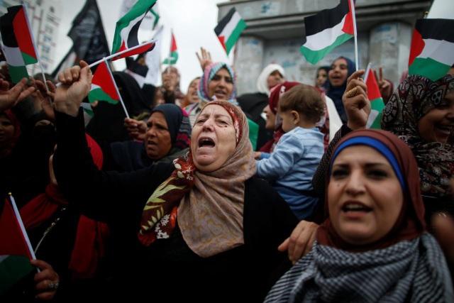 Giới chuyên gia lo ngại, kế hoạch về Jerusalem của Mỹ có thể thổi bùng căng thẳng Trung Đông. (Ảnh: Reuters)