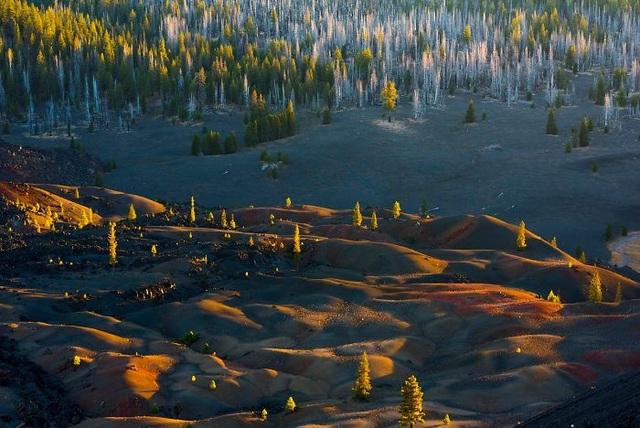 Vẻ đẹp kỳ diệu của vườn quốc gia như bước vào hành tinh khác - 9