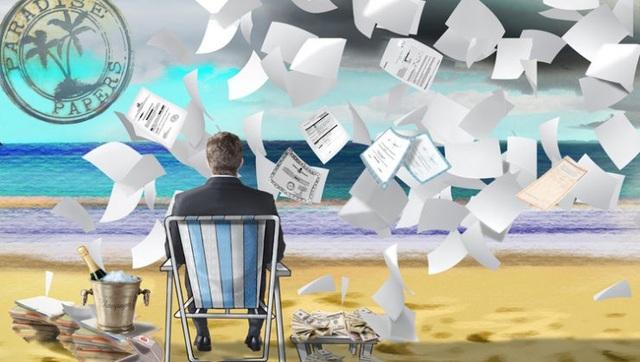 Hồ sơ Paradise phanh phui các hoạt động trốn thuế (Ảnh: ICIJ)