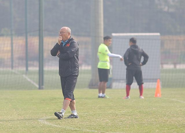 HLV Park Hang Seo nỗ lực giúp U23 Việt Nam có sự chuẩn bị tốt nhất trước giải U23 châu Á