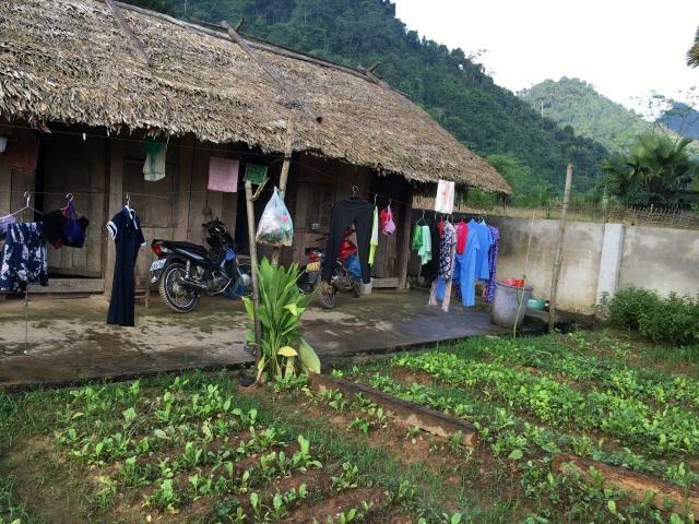 9 cô giáo ở trường mầm non Phong Dụ Thượng thuê nhà dân để cắm bản dạy học