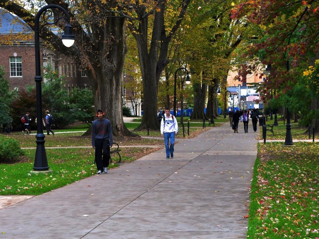 Đại học Penn State - cơ sở University Park.