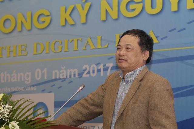 PGS.TS Nguyễn Quốc Thịnh (Ảnh: Quang Hiếu)