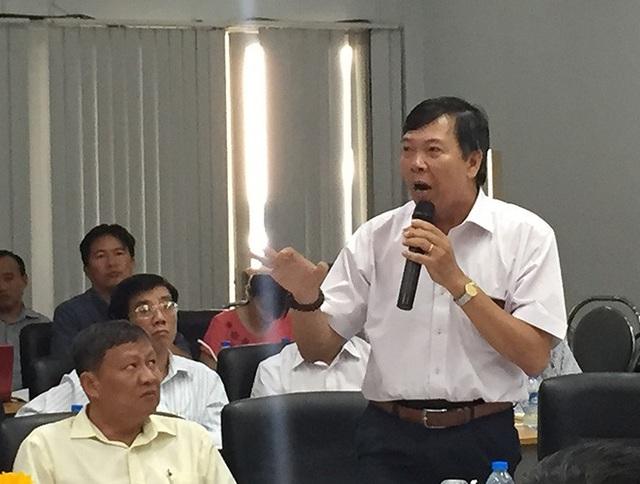 PGS.TS Nguyễn Kim Hồng, nguyên Hiệu trưởng trường ĐH Sư phạm TP.HCM