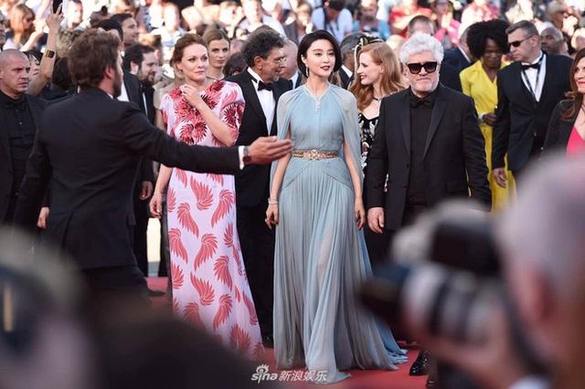 Phạm Băng Băng đẹp như nữ thần trên thảm đỏ LHP Cannes 2017 - 11