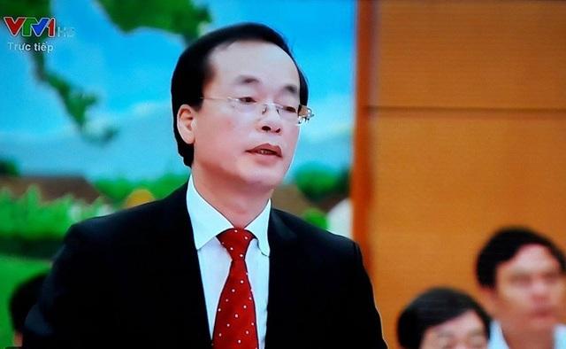 Bộ trưởng Xây dựng Phạm Hồng Hà nhận định, các nhóm vấn đề đặt ra trong phiên chất vấn xác đáng, đang được dư luận quan tâm, đòi hỏi.