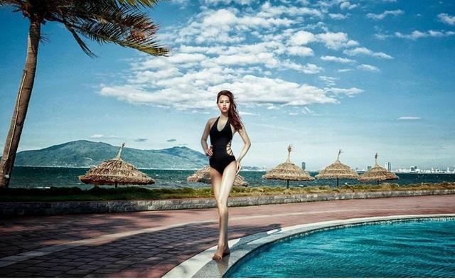Lộ diện những nhan sắc nóng bỏng của Hoa hậu Hoàn vũ Việt Nam 2017 - 16