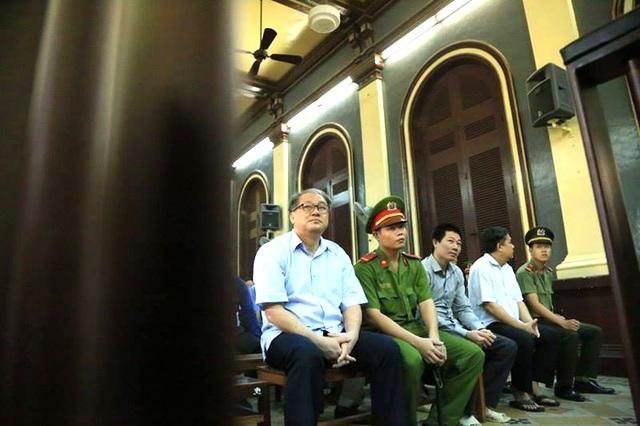 Bị cáo Phạm Công Danh.