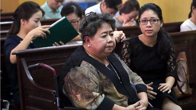 Bà Phấn bị khởi tố bổ sung đồng thời thay đổi tội danh.