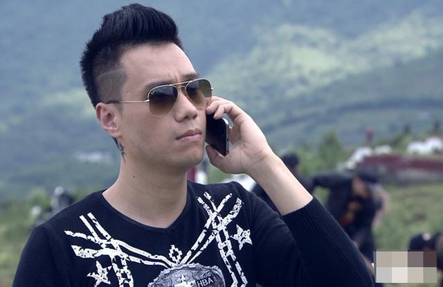 Với vai Phan Hải, diễn viên Việt Anh đã tạo nên nhiều bất ngờ đối với khán giả. Ảnh: VTV.