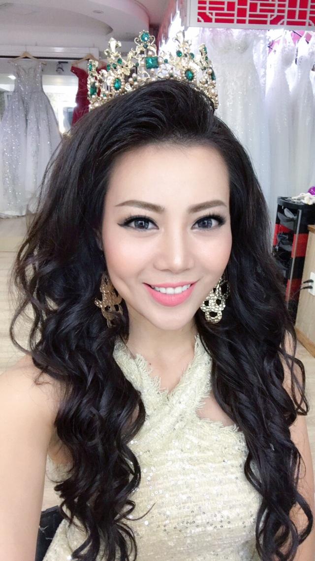 Trái với Phan Hương hổ báo trên phim, ngoài đời Thanh Hương là cô gái tình cảm.