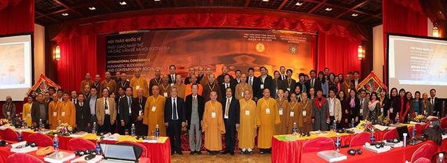 Phật giáo nhập thế và các vấn đề xã hội đương đại - 1