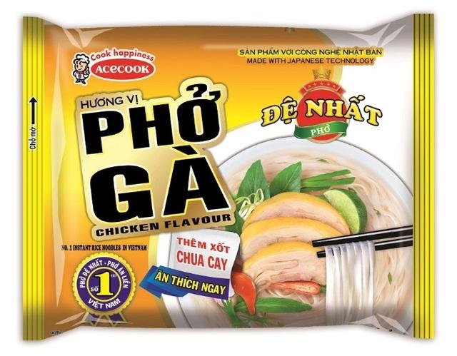 Acecook Việt Nam ra mắt hai sản phẩm Phở chất lượng mới và thay đổi bao bì Hảo Hảo Mì Xào - 2