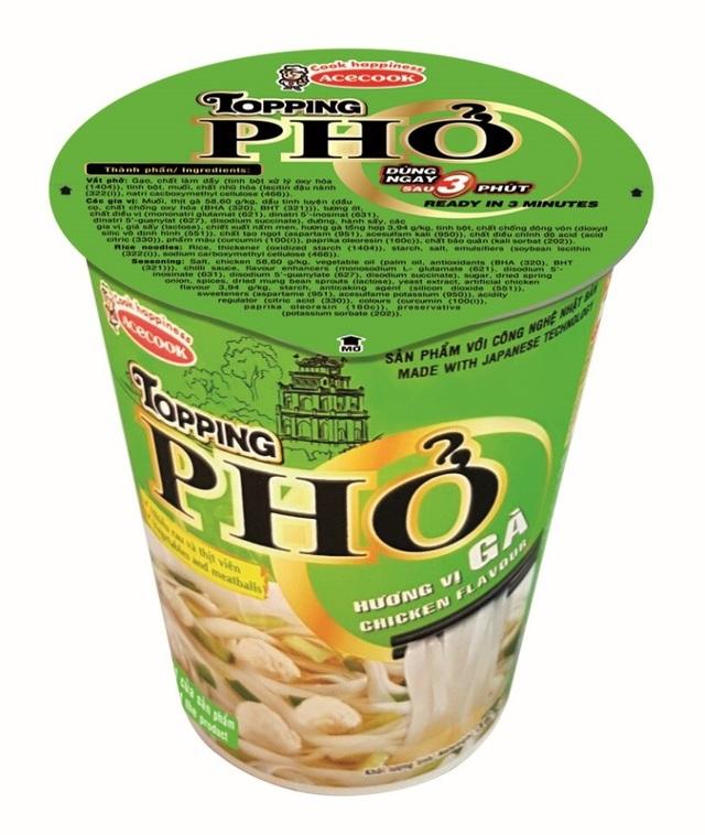 Acecook Việt Nam ra mắt hai sản phẩm Phở chất lượng mới và thay đổi bao bì Hảo Hảo Mì Xào - 4