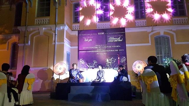 Những tiết mục đặc sắc về văn hóa dân tộc trong đêm Tịnh Yến