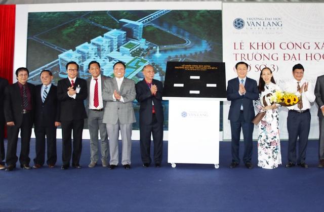 Khu đô thị ĐH Văn Lang có tổng diện tích hơn 10 ha với tổng mức đầu tư dự kiến là 100 triệu USD