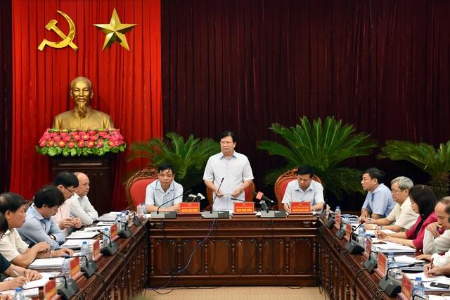 Bắc Ninh có chủ trương xây dựng nhà máy giết mổ lợn quy mô lớn (ảnh: VGP)