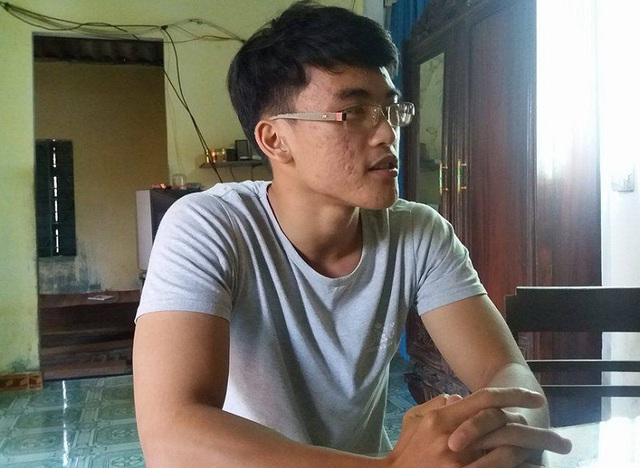 Sau khi đạt giải Nhất Quốc gia ở bộ môn Sinh học, Phong đang nỗ lực để có thể giành suất dự thi Olympic Quốc tế.