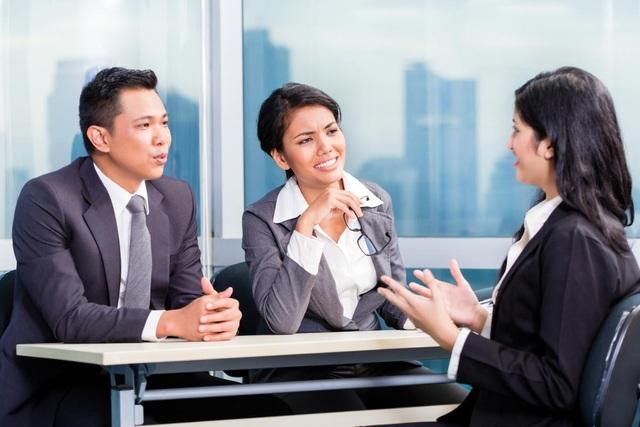 """4 bí quyết giúp sinh viên """"ghi điểm"""" trong phỏng vấn tuyển dụng - 3"""