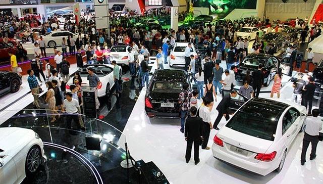 Hàng tỷ USD vốn FDI đã đổ vào phát triển hệ thống đại lý phân phối ô tô