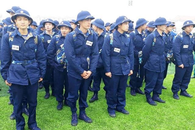 Nước mắt và nụ cười trong ngày tân binh lên đường nhập ngũ - 20