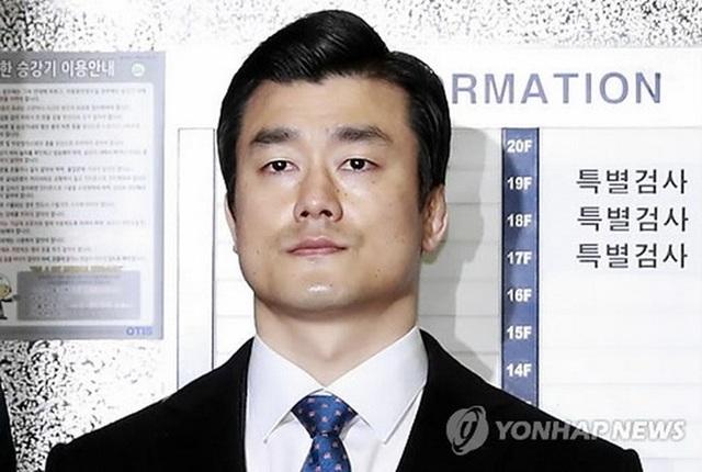 Ông Lee Young-seon, trợ lý của Tổng thống bị luận tội Park Geun-hye. (Nguồn: Yonhap)