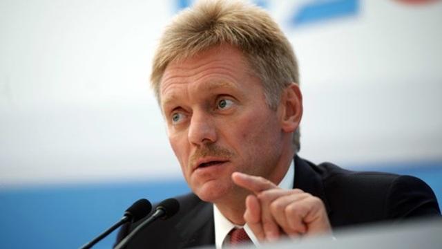 Thư ký báo chí của Tổng thống Nga, ông Dmitry Peskov. (Nguồn: RIA Novosti)