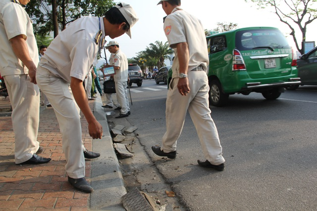 Hải Phòng: Cẩu xe, phá tường lấy lại vỉa hè cho người đi bộ - 7