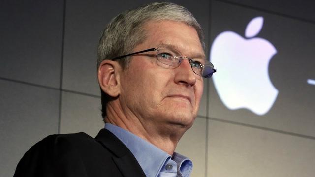 Giám đốc điều hành của Apple Tim Cook thường thức dậy vào lúc 3h45 mỗi sáng