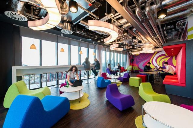 Văn phòng của Google.