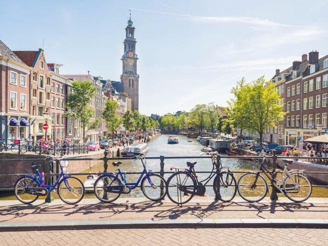 30 thành phố là niềm mơ ước sống của người trẻ - 1