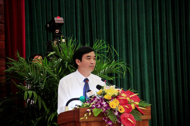 Ông Lê Trung Chinh