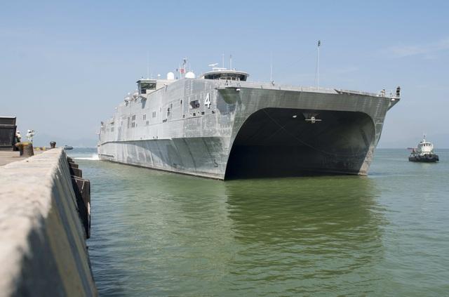 Tàu hải quân Hoa Kỳ USNS Fall River