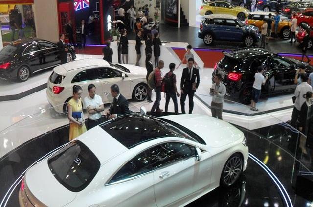 Dự thảo Nghị định quy định về điều kiện kinh doanh sản xuất lắp ráp, nhập khẩu và bảo hành, bảo dưỡng ô tô được Bộ Công Thương đưa ra lấy ý kiến