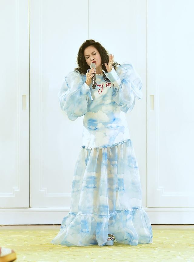 Nữ ca sĩ Thanh Lam