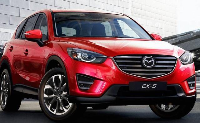 Mazda CX-5 có mức giảm chưa từng thấy.