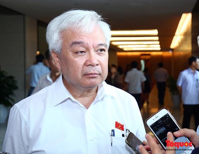 Chủ nhiệm Ủy ban Văn hóa, Giáo dục, Thanh thiếu niên và Nhi đồng của Quốc hội Phan Thanh Bình. Ảnh: Nam Nguyễn