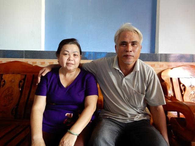 Vợ chồng ông Thành dù đã lớn tuổi nhưng vẫn tích cực tham gia hiến máu tình nguyện cứu người