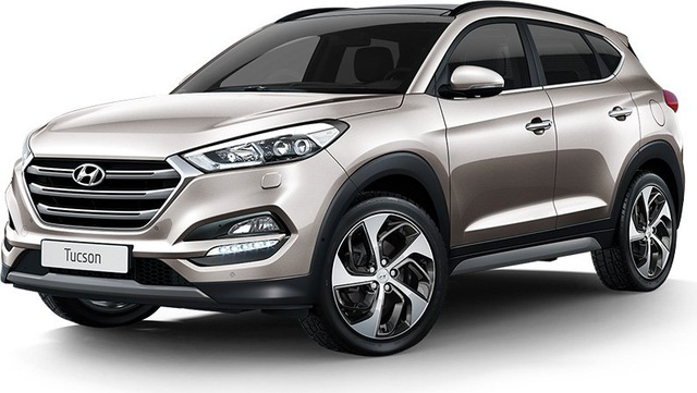 Hyundai Tucson là mẫu ô tô giảm giá nhiều nhất.