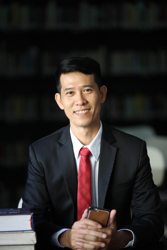 Ông Dương Trần Minh Đoàn