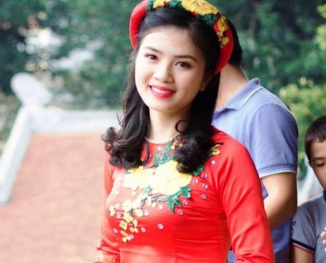 Thí sinh Phạm Thị Thu Hà học sinh lớp chuyên Toán trường THPT chuyên Lê Hồng Phong Nam Định (ảnh Hà chụp kỷ yếu)
