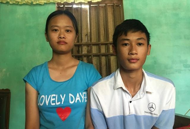 Hai chị em Hồng luôn cố gắng, nỗ lực vươn lên trong học tập