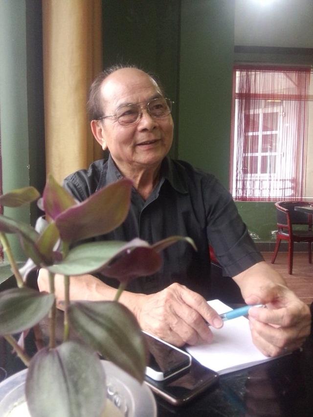 Luật sư Hoàng Nguyên Hồng. Ảnh: Khúc Vỹ